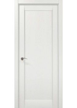 "Двери ML-00Fc ясень белый ""Папа Карло"""