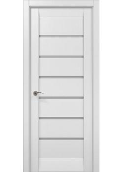 """Двері ML 14c білий матовий """"Папа Карло"""""""