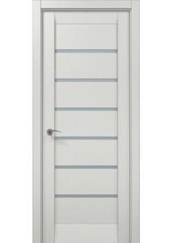 """Двері ML 14c ясень білий """"Папа Карло"""""""