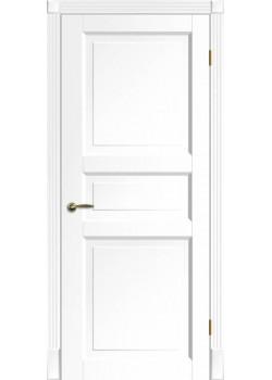 """Двери Ницца ПГ белая """"DVERIPRO"""""""