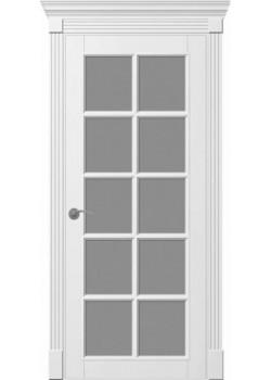 """Двери Ницца ПОО белая """"DVERIPRO"""""""