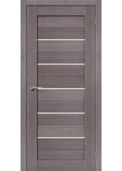 """Двері Porta 22 ПГ грей """"Інтер'єрні Двері"""""""