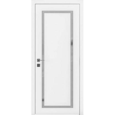 """Двери Porto 2 ПГ белый мат """"Rodos"""" — купить за 8159 грн в Украине   Маркет Двери Киев"""
