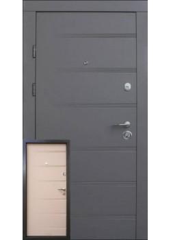 "Двері Роял смокі софт - латте софт ""Qdoors"""