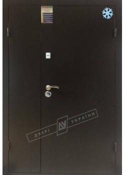 """Двері Салют 1200 Метал-Метал """"Двері України"""""""