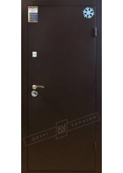 """Двері Салют Метал-Метал """"Двері України"""""""