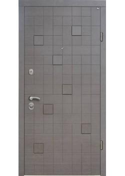 "Двери Стандарт Каскад Plus венге серый горизонт ""Berez"""