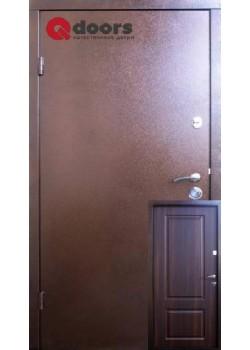 """Двері Віп М Гранд темний горіх """"Qdoors"""""""