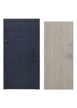 Двери PRZ 001 Rodos Steel