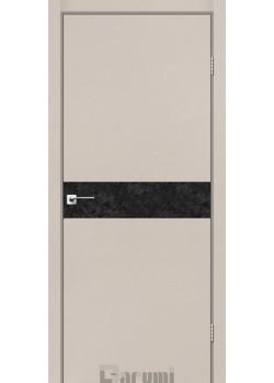 Двери Plato Line PTL-01 дымчастый краст Darumi