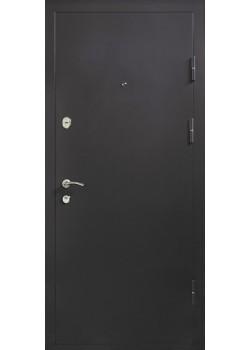 Двери ПУ-198 Серая текстура Министерство Дверей