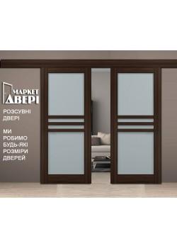 Подвійні розсувні двері ML-30 Papa Carlo