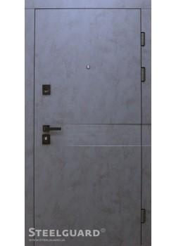 """Двери Remo 2 цвета """"Steelguard"""""""