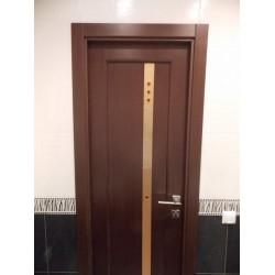 Двери Фиджи венге фьюзинг Woodok