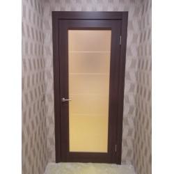Двери Лайн-венге С Реликт