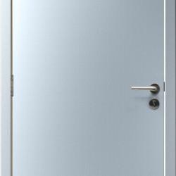 Чем отличается обычная металлическая дверь от противопожарной?