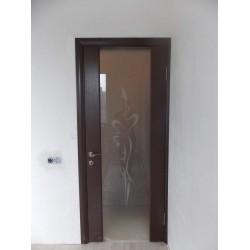Межкомнатные Двери Глазго ПО НСД Двери Шпон
