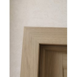 Межкомнатные Двери Arona Белые сатин Leador ПВХ плёнка