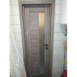 Двери Lorenza Сатин бронза Leador