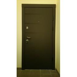 """Двери Роял смоки софт - латте софт """"Qdoors"""""""