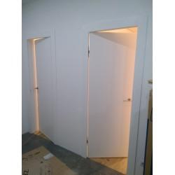 """Двери Prima ПГ белый мат """"Rodos"""""""