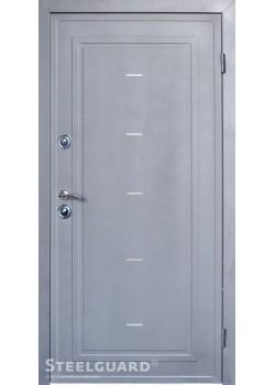 Двери Torre 2 цвета Steelguard