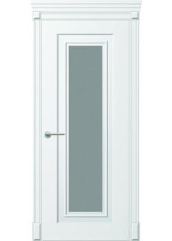 Двери Венеция ПО белая DVERIPRO