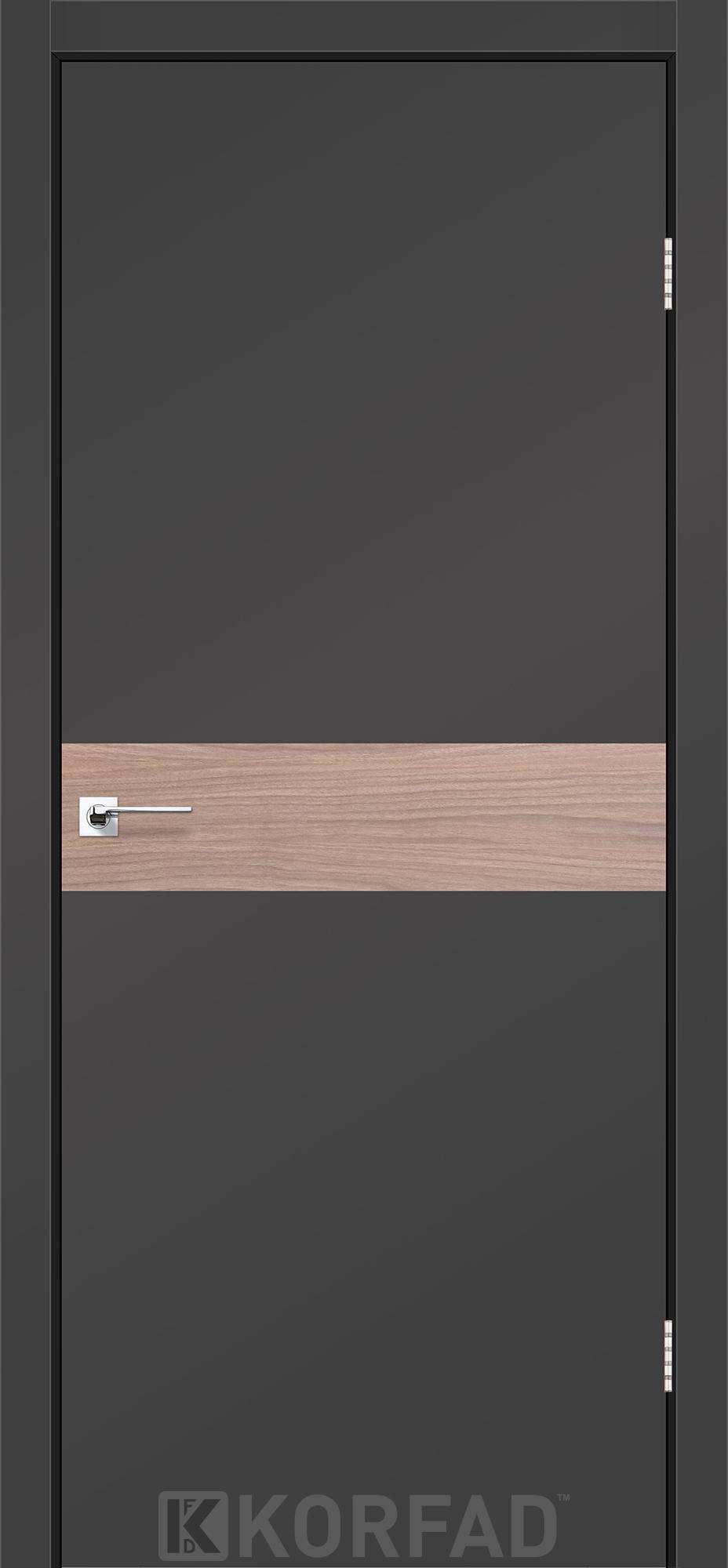 Двери GLP-01 Super PET Korfad — купить за 7381 грн в Украине | Маркет Двери  Киев